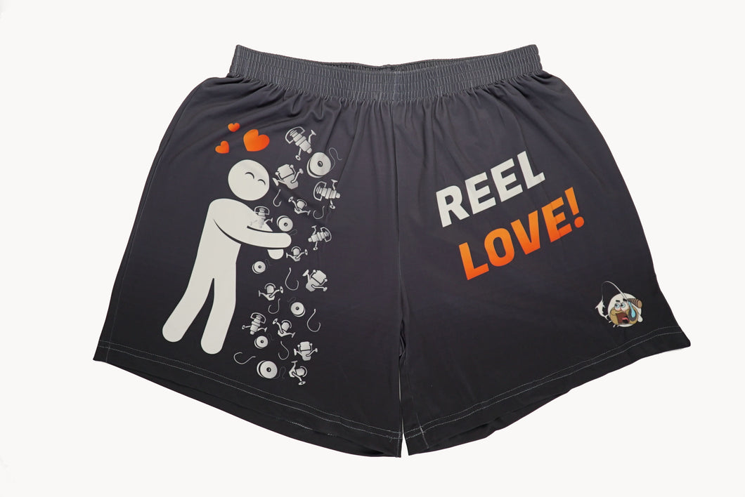 Boxer Shorts - 'Reel Love'