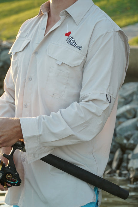 Fishing Shirt - Khaki