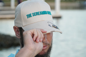 "Fishing Hat - ""The Screaming Reel"""