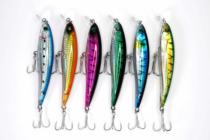 The Ultimate Lures (Set of 6)