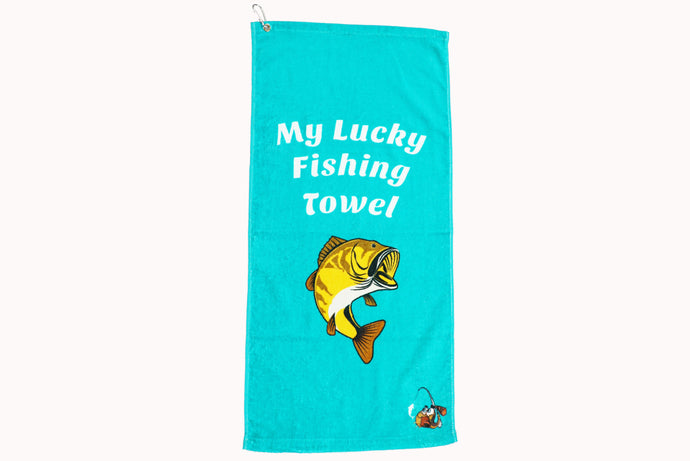 Fishing Towels -