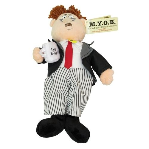 M.Y.O.B. Doll: The Boss Talking Doll