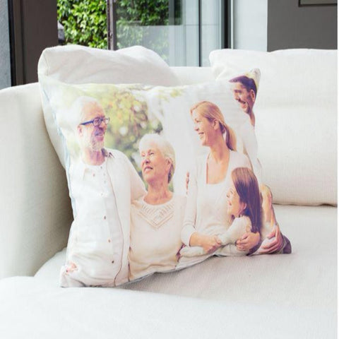 Single Photo Customized Cushion
