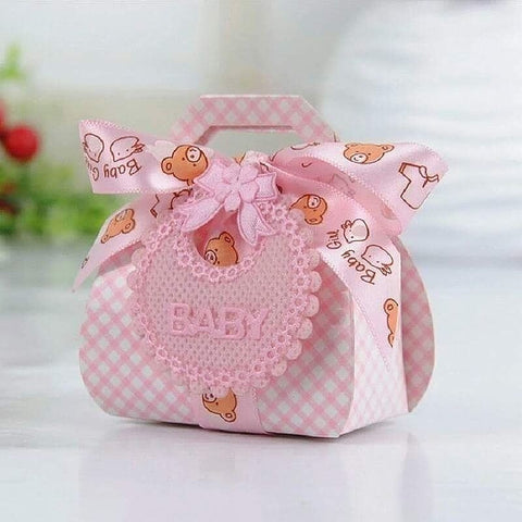 Bear Shape Favor Boxes