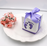 Baby feet Favor Boxes