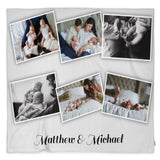 Miracle Customized Photo Blanket