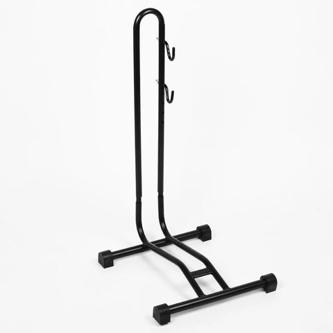 Bicycle Bike Rack Aluminum Alloy 2 IN 1 MTB Holder Parking Rack Quick Repair Storage Stand