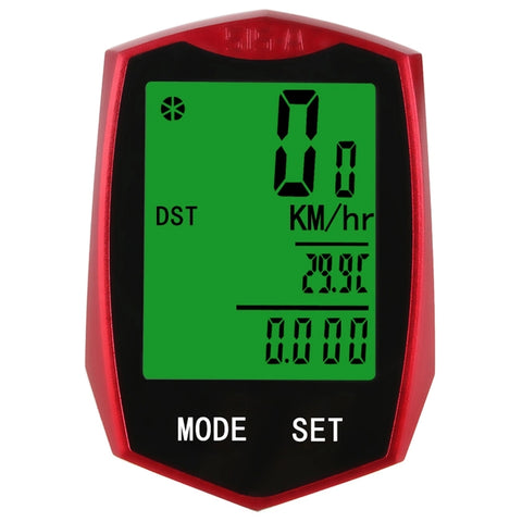 Bicycle Wireless Road / MTB Speedometer