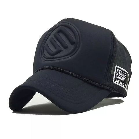 Rebel MTB Race Day Crew Trucker Cap Hat