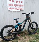 Giant Glory Downhill Mountain Bike