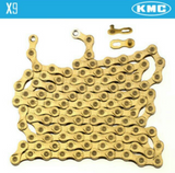 KMC X9 Gold 9 Speed Chain