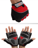 Cycling Half Finger Protective Gloves