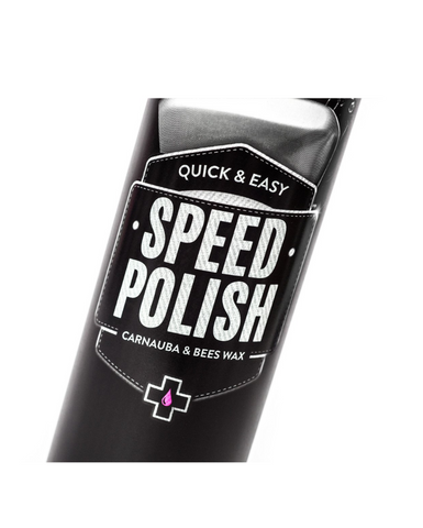 Muc Off Speed Bike Polish Carnauba & Beewax 400ml