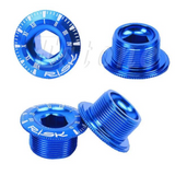 M20 Anodized Crank Arm Bolt for Shimano