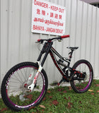 Specialized Status Full Suspension Mountain Bike