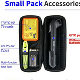 Multifunction Portable Repair Tire Repair Kit Bicycle Bike Tools for Waterbottle Cage
