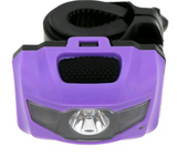 Powerful Led Headlight Powered by AAA Batteries