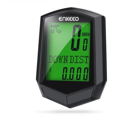 Wireless Bluetooth Speedometer /Odometer with Led Back Light