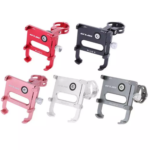 Solid Aluminum 360 Degree Rotating Hp Phone Holder Anodized Colours