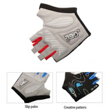 Arrow Half Finger MTB Protective Gloves