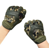 Tactical Half Finger Protective Gloves