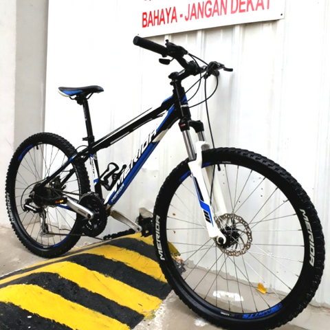 Merida Matt Hardtail Mountain Bike