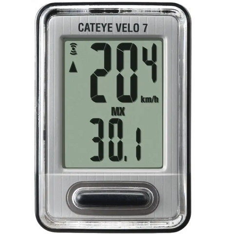 Cateye Velo 7 Function Wired Computer
