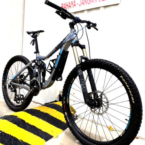 Giant Reign Full Suspension Mountain Bike
