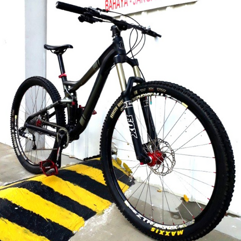 Cannondale Trigger Full Suspension Mountain Bike