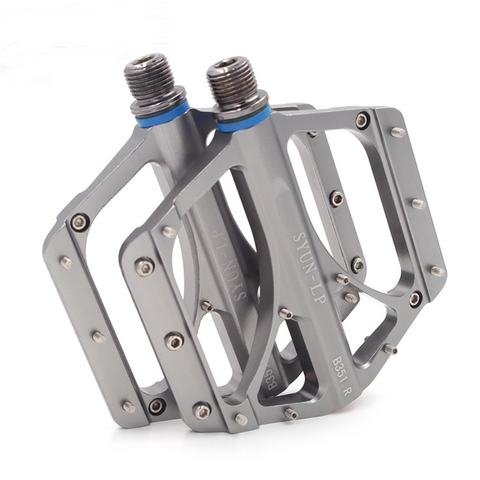 Ultralight Anodized MTB Pedals