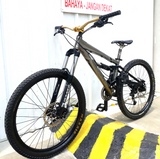 2f5d68b83d3 Haro Extreme X6 Full Suspension Mountain Bike | DCBIKES