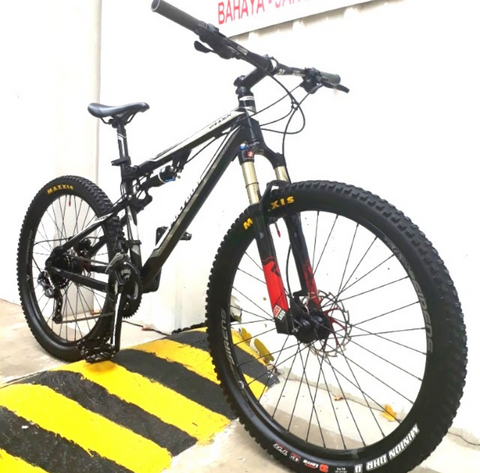 Polygon Vander 3.0 Full AIR Suspension Mountain Bike