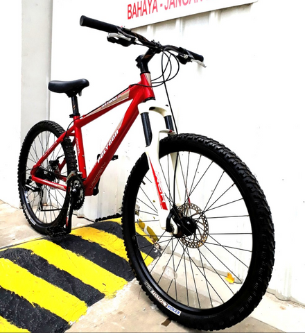 Polygon Xtrada 3.0 Hardtail Mountain Bike