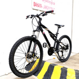 Raleigh Nomad Full Suspension Mountain Bike