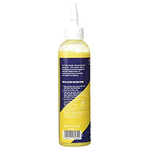 Joe's No Flats Yellow Gel MTB Puncture Protection Tyre Sealant