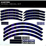 Original Easton Heist - Arc 27 MTB Wheelset Rim Decal Kit