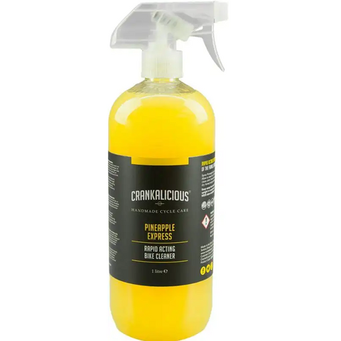 Crankalicious Express Spray Wash MTB Bike Cleaner 1L
