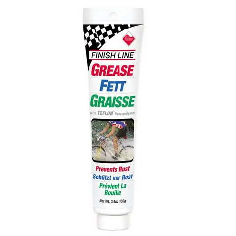 Finish Line Teflon Premium Anti Rust Grease 100g