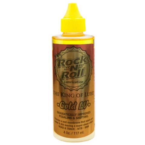 Rock N Roll Bicycle Gold Vapour Chain Lube 117ml