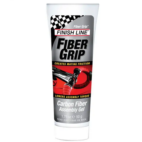 Finish Line Carbon Fiber Grip Assembly Gel 50g
