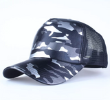 Army Camouflage Tactical Military Trucker Cap