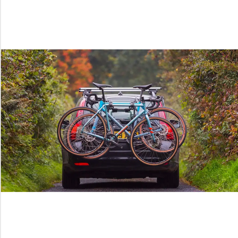 Universal 3 Bicycle Holder Mount Car Rack Carrier