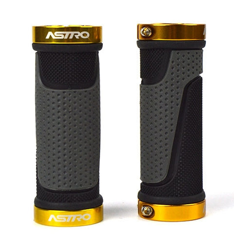 Astro MTB Cosmic 90mm MTB Short Lock On Grips