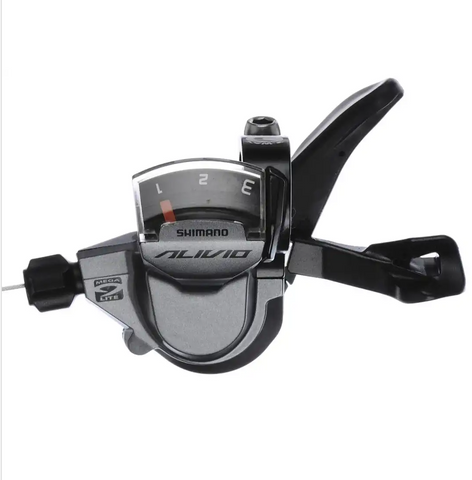 Shimano Alivio 3 or 9 Speed M4000 Left or Right Trigger Shifter
