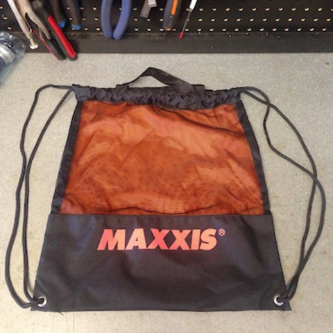 Maxxis Drawstring MTB Cycling Bag