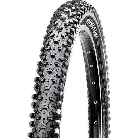 Maxxis 26 X 2.1 Ignitor Tubeless Ready MTB Folding Tyres - EXO ( 2 Tires )