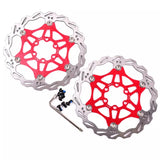 Mtb 180mm Floating Disk Brakes Rotor