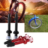 Aluminum Alloy MTB Road Bike Tubeless 40mm Presta Valves