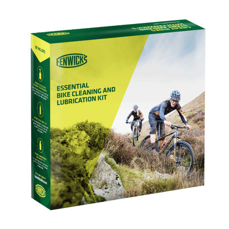 Fenwicks Biodegradable Bike Cleaning + Lubrication Kit
