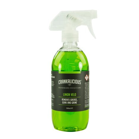 Crankalicious Limon Velo Bike Degreaser Spray